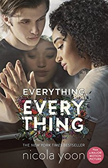 Everything everything movie poster