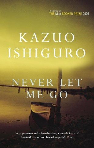 kazuo ishiguro_never let me go