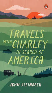Travels with Charley in Search of America: Steinbeck, John ...